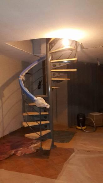 Escalier en colimacon 2